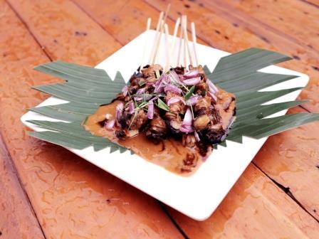 Kuliner Khas Jawa Timur, Lezatnya Sate Kreco Khas Loji Cafe