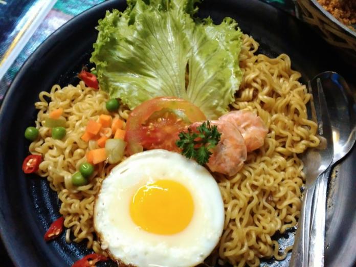 Kuliner Mie Instan Hits di Malang Raya