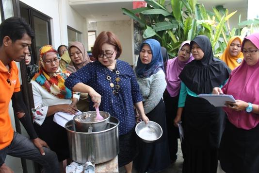 RM Mirasa 2 Gelar Pelatihan Kuliner, Belajar Masakan Serba Ikan