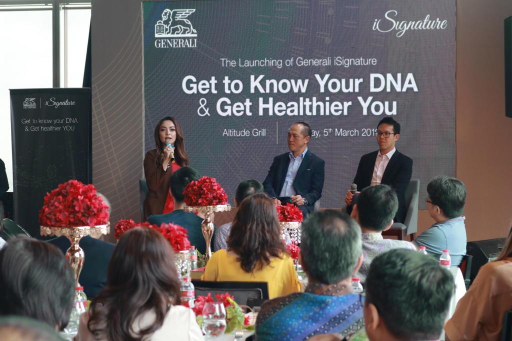 DNA Journal, Inovasi Baru Generali untuk Nasabah Prioritas