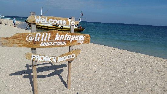Gili Ketapang pulau mungil di Probolinggo
