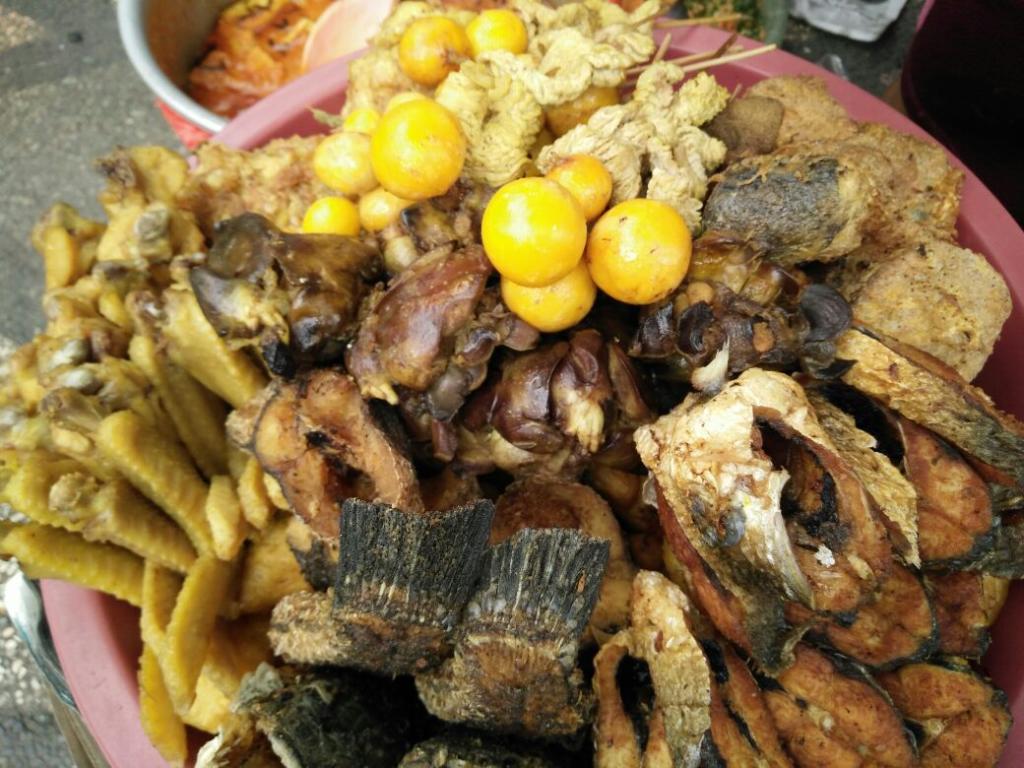 Nasi Boran jadi kuliner buruan wisatawan di Lamongan