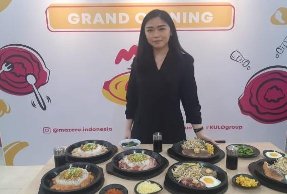 Restoran Mazeru siap buka 80 gerari tahun ini