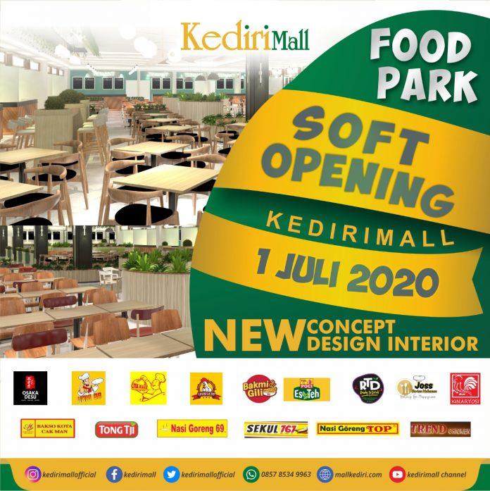 food park kediri mall